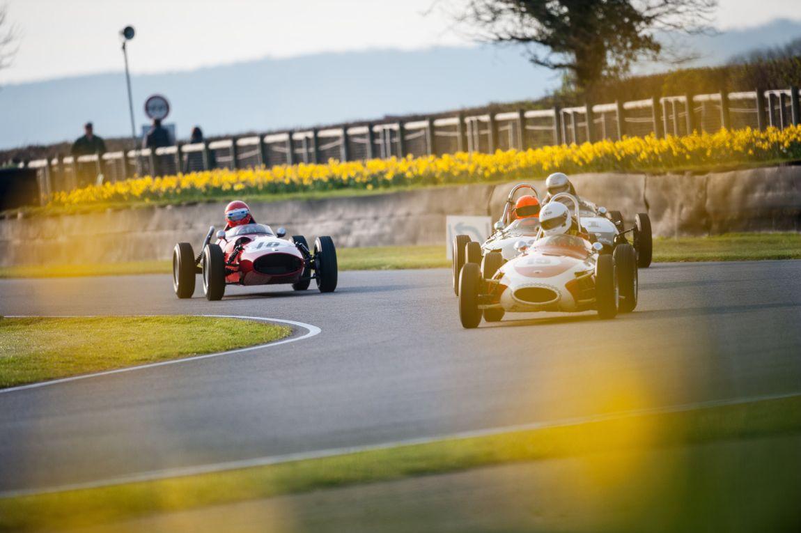 1954 Kieft-Climax GP