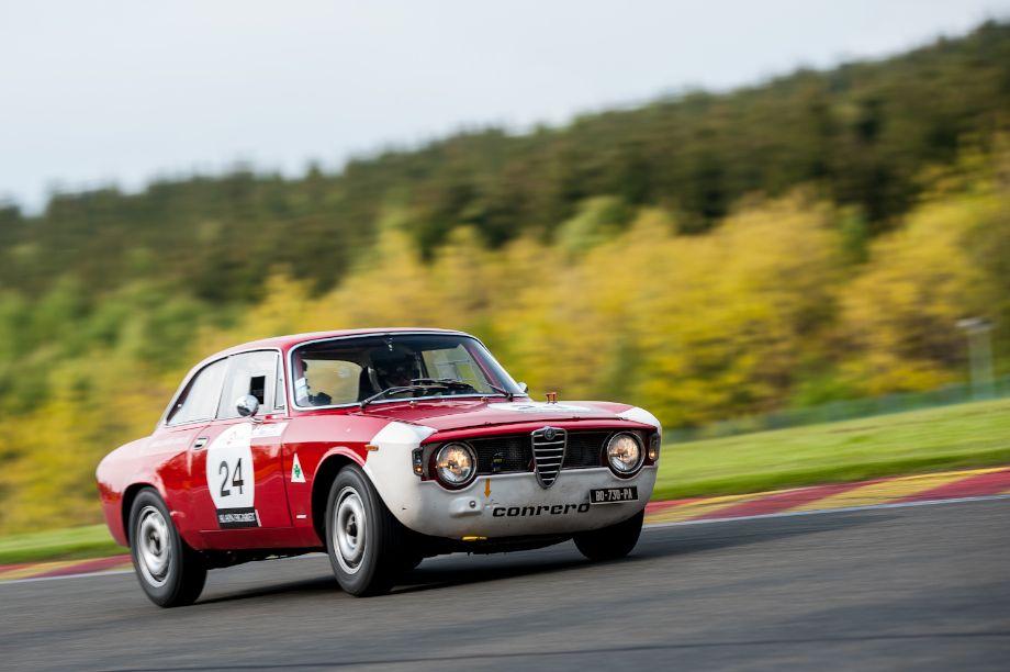 1965 Alfa Romeo Giulia 1600 Sprint