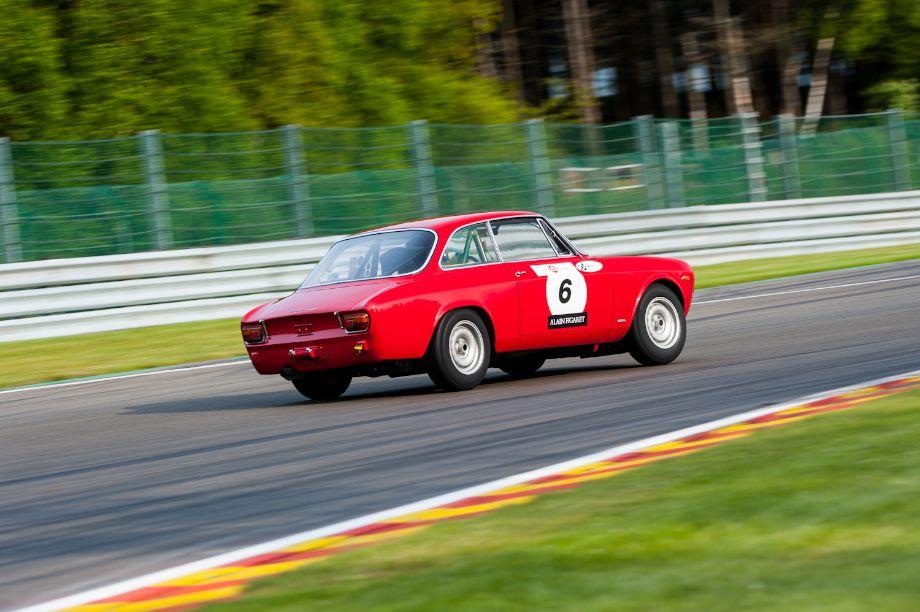 1965 Alfa Romeo Giulia 1600 GTA