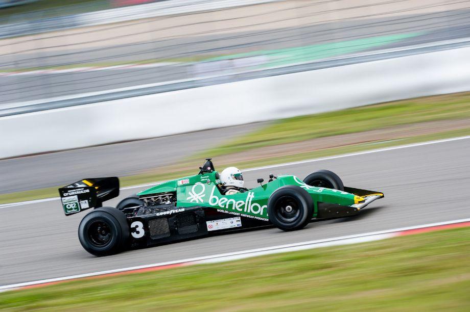 1983 Tyrrell 012