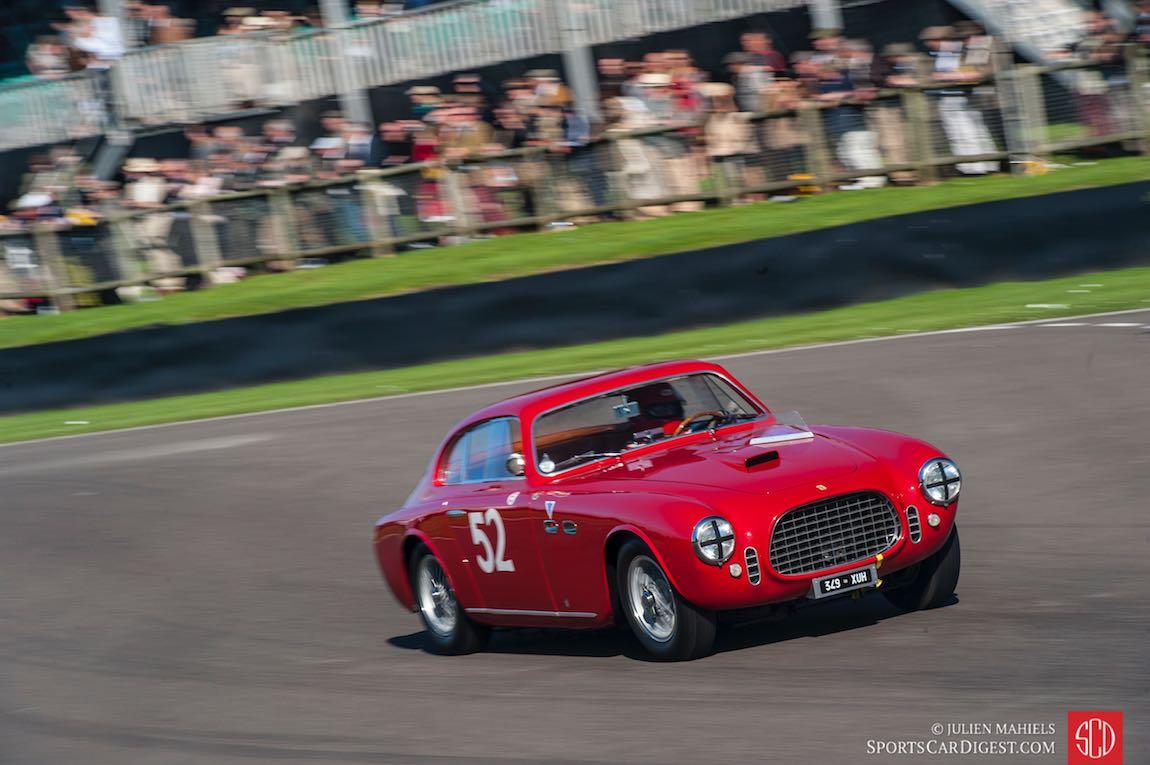 1952 Ferrari 212 Export Coupe Vignale