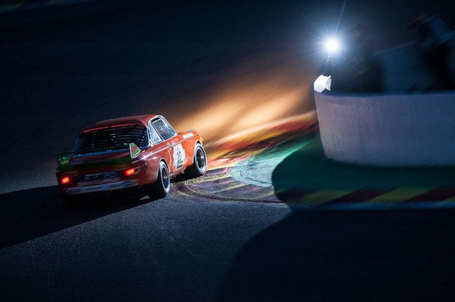 BMW 3.0 CSL at Spa Classic (photo: Julien Mahiels)