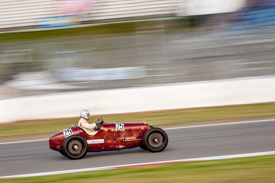 1934 Maserati 4CM