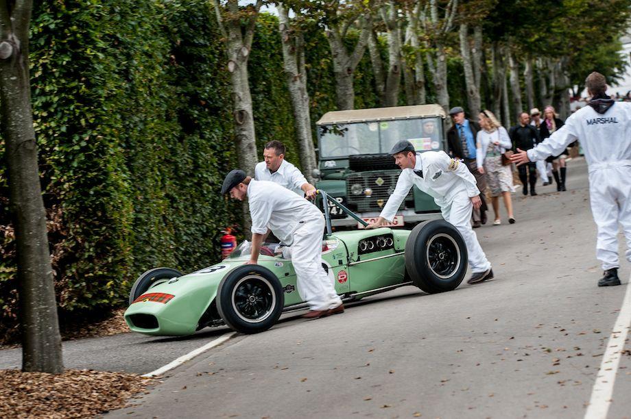 Lotus 18 Formula Junior