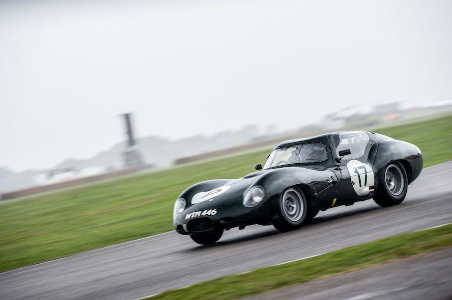 Lister-Jaguar Coupe