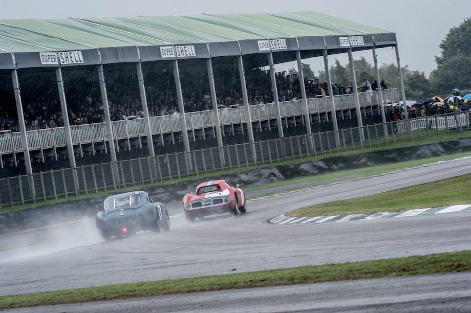 AC Cobra 289 and Ferrari 250 LM