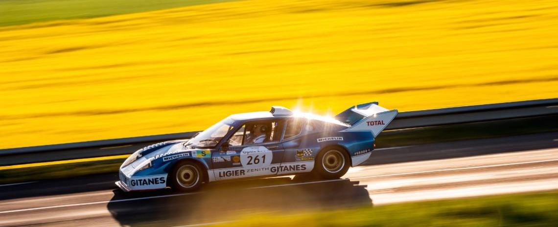 1975 Ligier JS 2 DFV