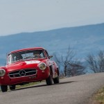 Mercedes-Benz 190 SL Now Mille Miglia Eligible