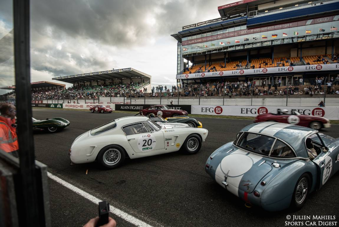 Start of Plateau Three for 1957 to 1961 competition cars
