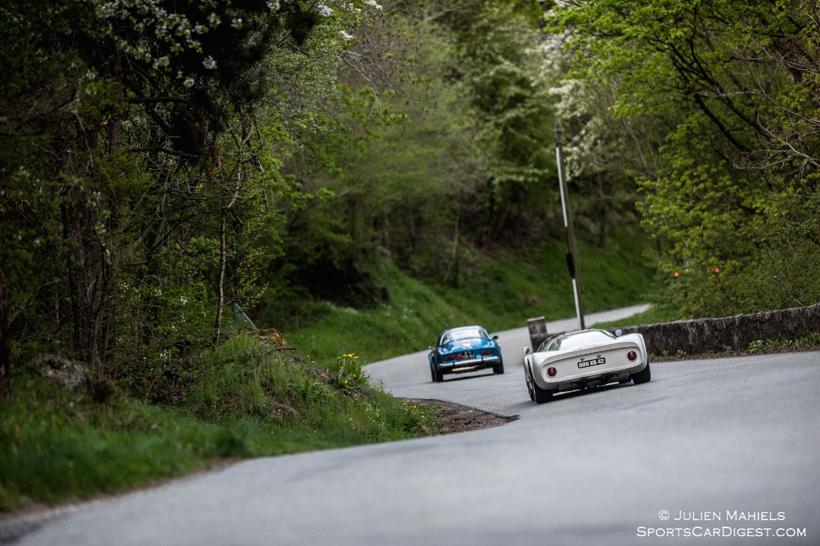Porsche 906 and Alpine Renault A110 1600 S