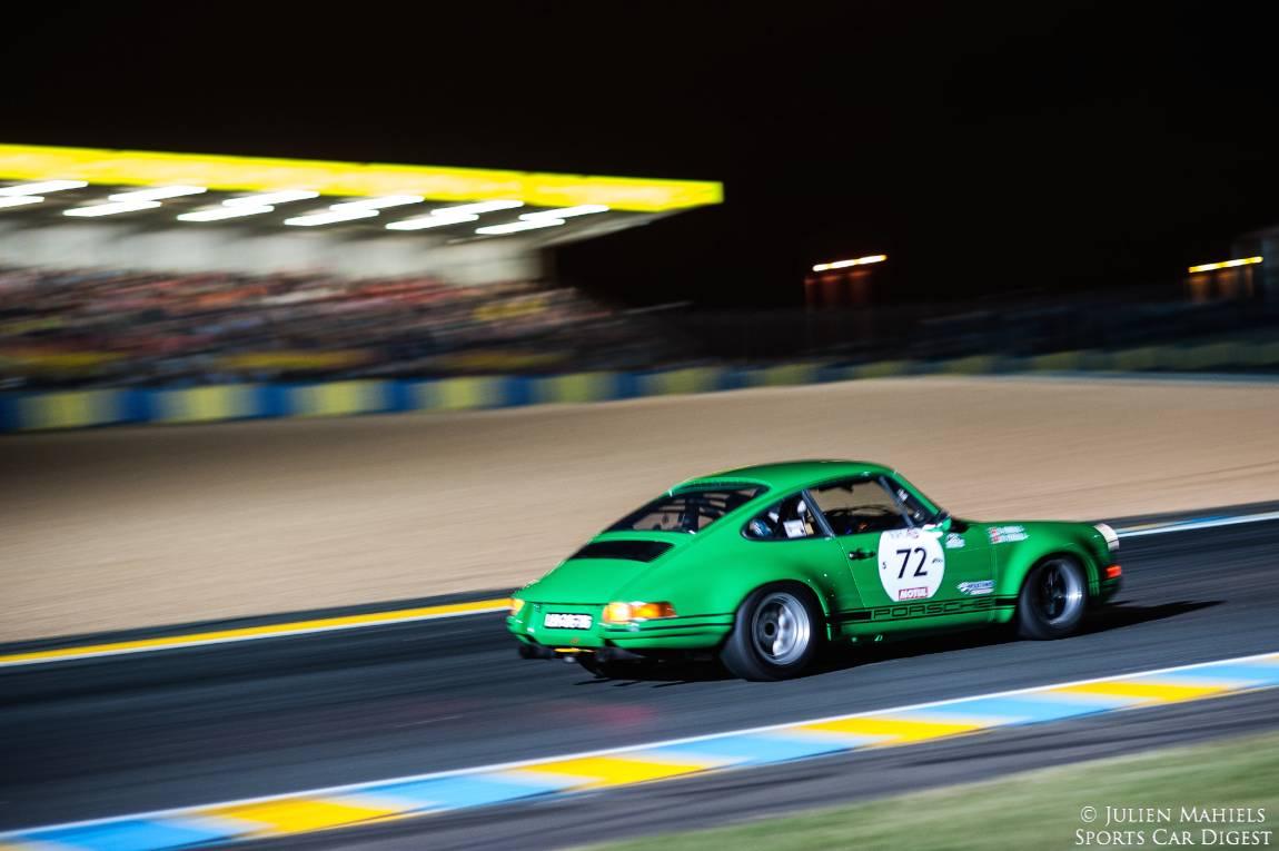 1970 Porsche 911 ST 2.3