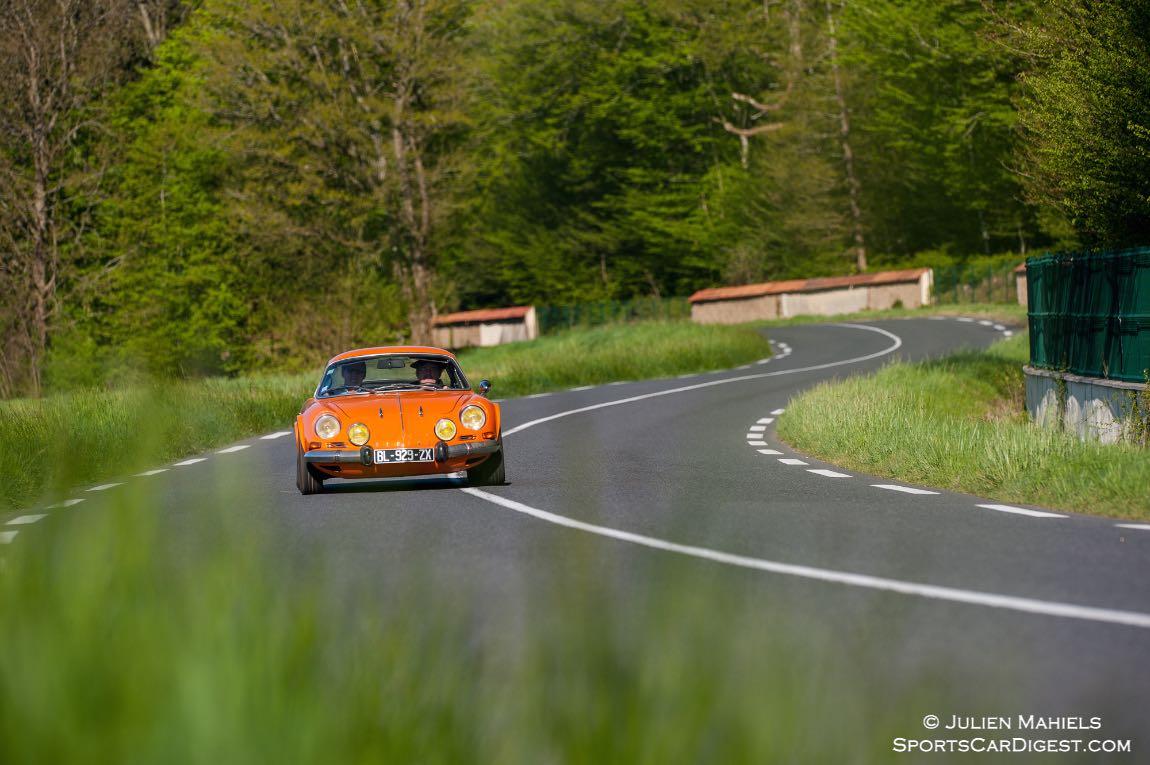 Alpine Renault A110 1600 S