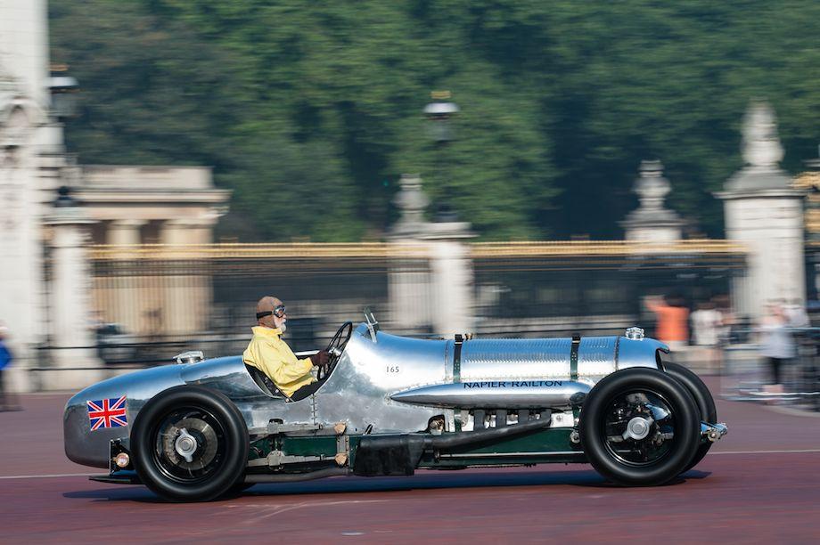 1933 Napier-Railton 24 litre Special