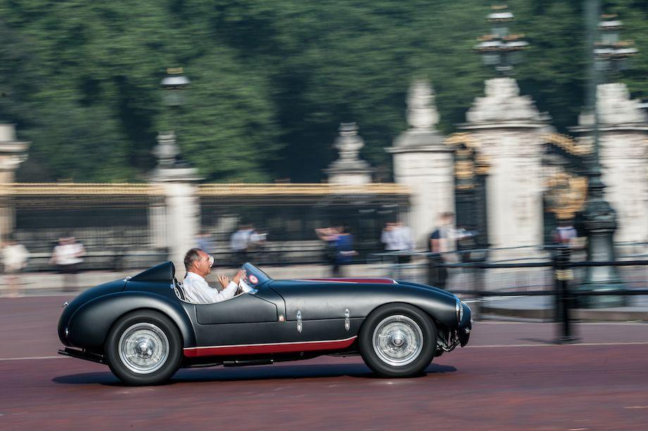 1953 Ferrari 166MM Oblin Barchetta