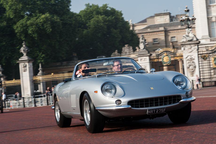 1967 Ferrari 275 GTB/4 Pininfarina NART Spider