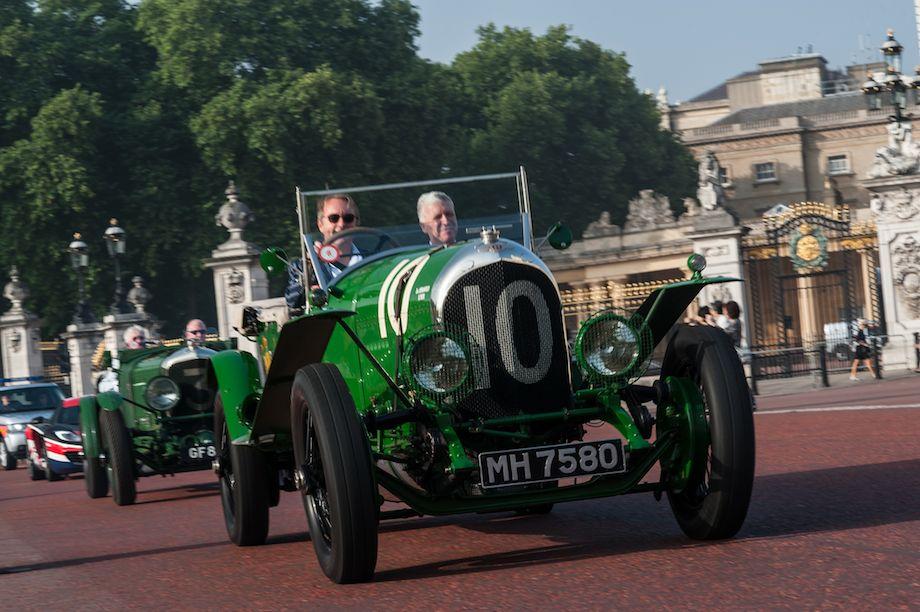 1925 Bentley 3 litre Team Car