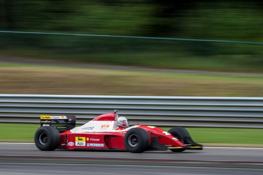 Ex-Jean Alesi Ferrari F93A Formula 1