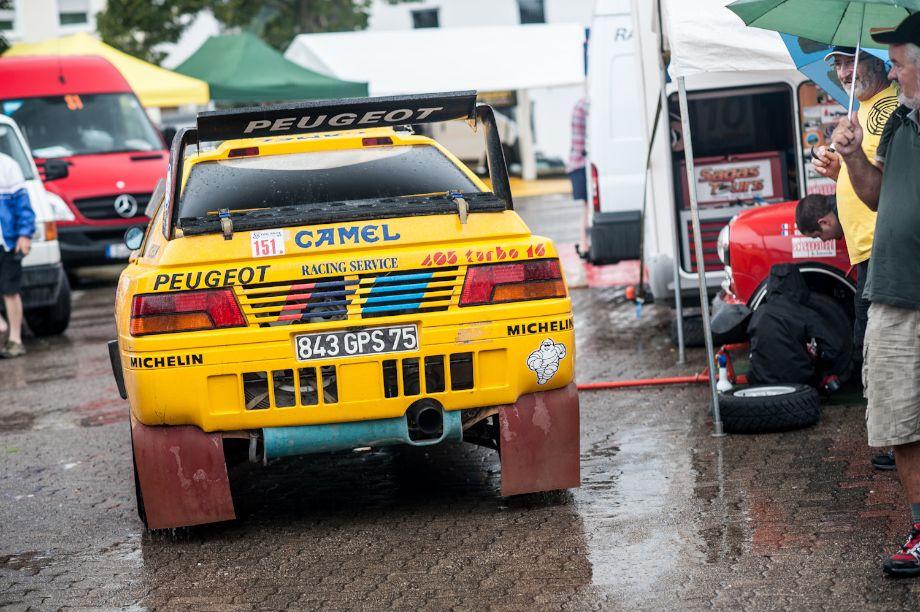 1988 Peugeot 405T16 Grand Raid