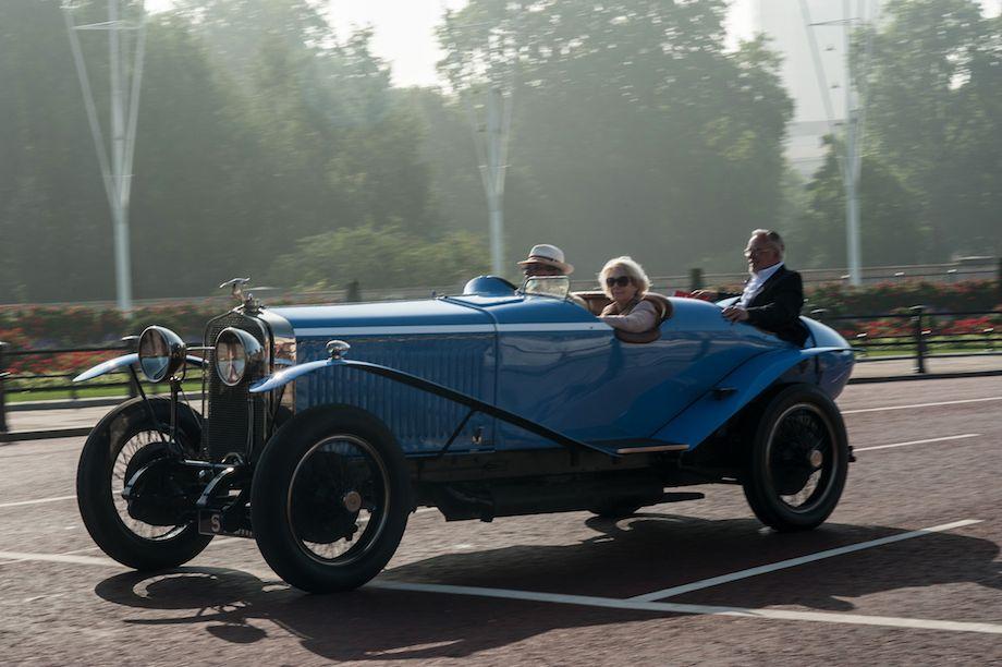 1925 Hispano-Suiza Boulogne