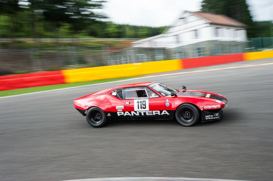 De Tomaso Pantera Group 4