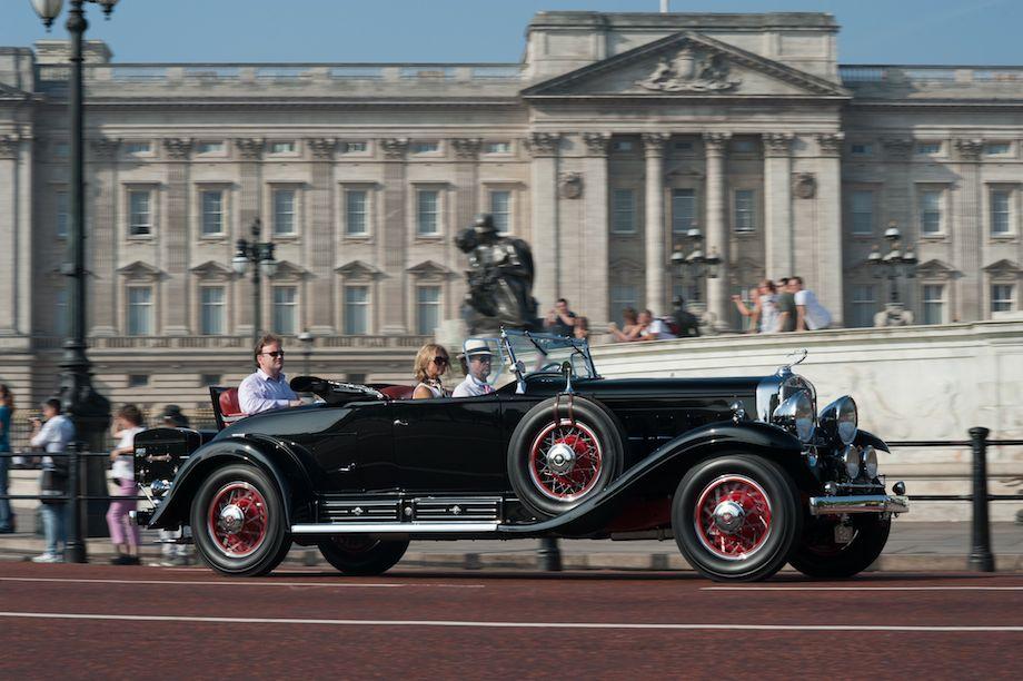 1930 Cadillac V16 2 Passenger Roadster