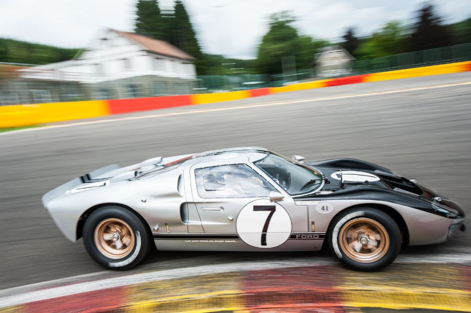 Ford GT40 Mk II chassis XGT-2