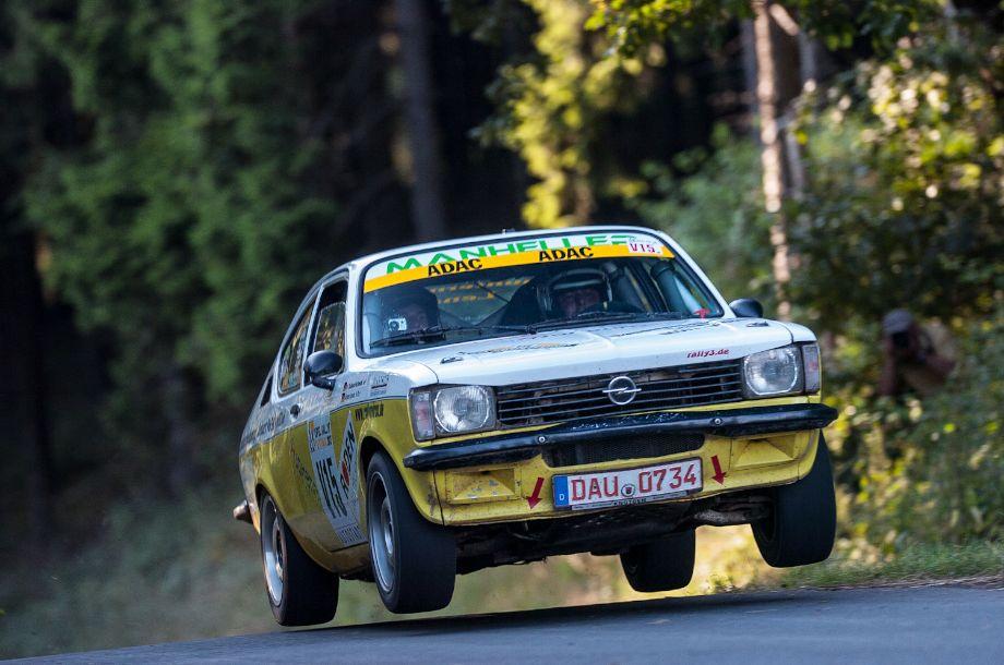 1978 Opel Kadett C Coupe