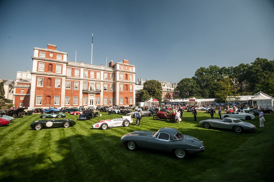 Overview - St. James's Concours of Elegance