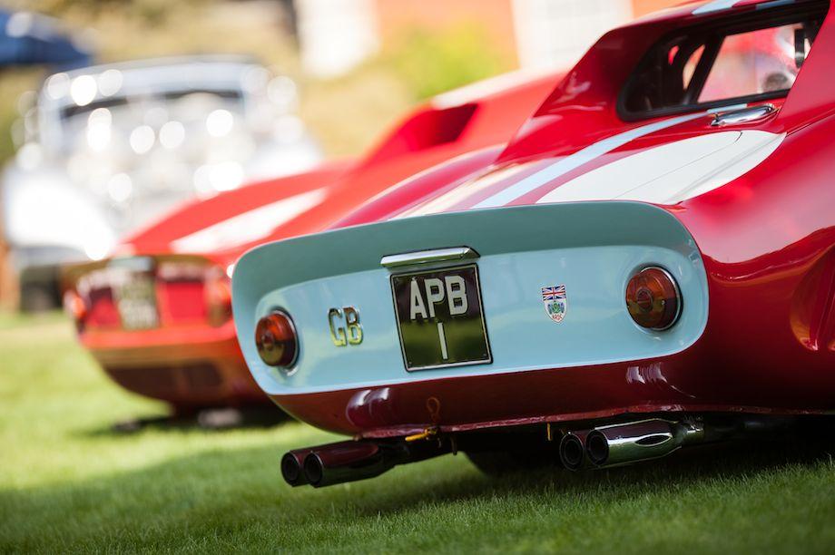 1963 Ferrari 250 GTO Scaglietti 64 C