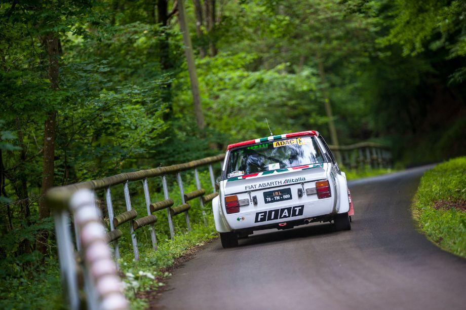 1978 Fiat 131 Abarth Mirafiori