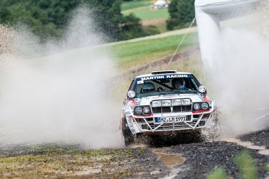 Lancia Delta Integrale won the 1991 Safari Rallye driven by Juha Kankkunen