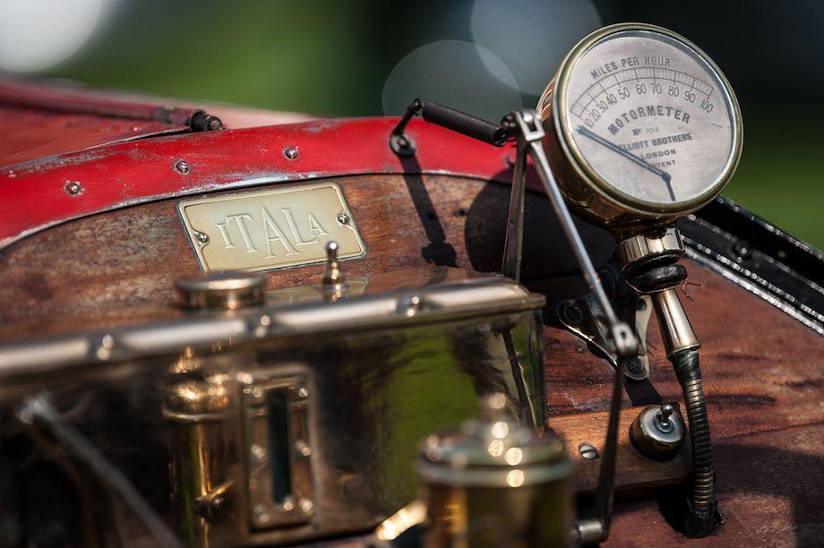 1907 Itala 120hp