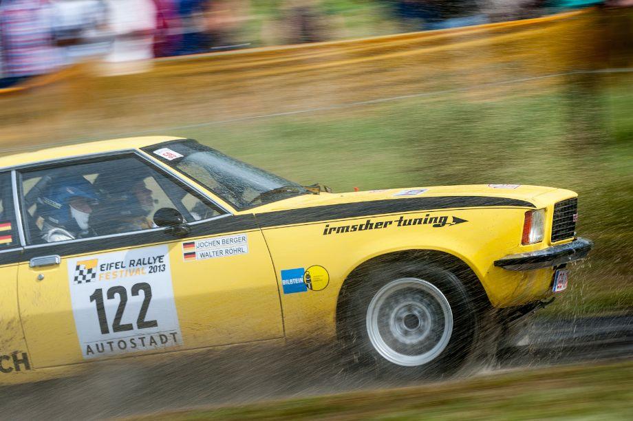 1973 Opel Commodore GSE