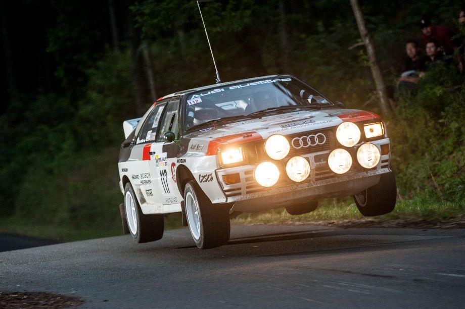 1983 Audi Quattro A1