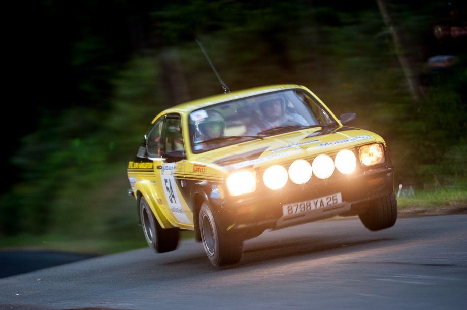 1976 Opel Kadett GT/E
