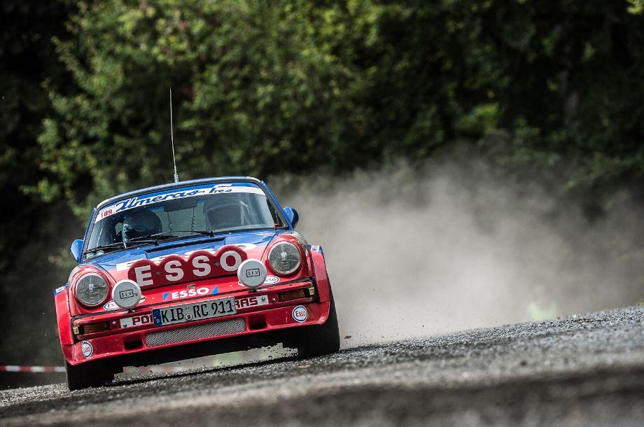 1982 Porsche 911 SC Group 4