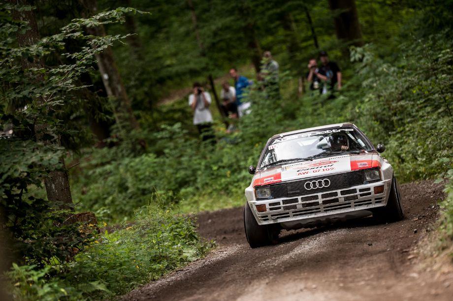 1983 Audi Quattro Group B