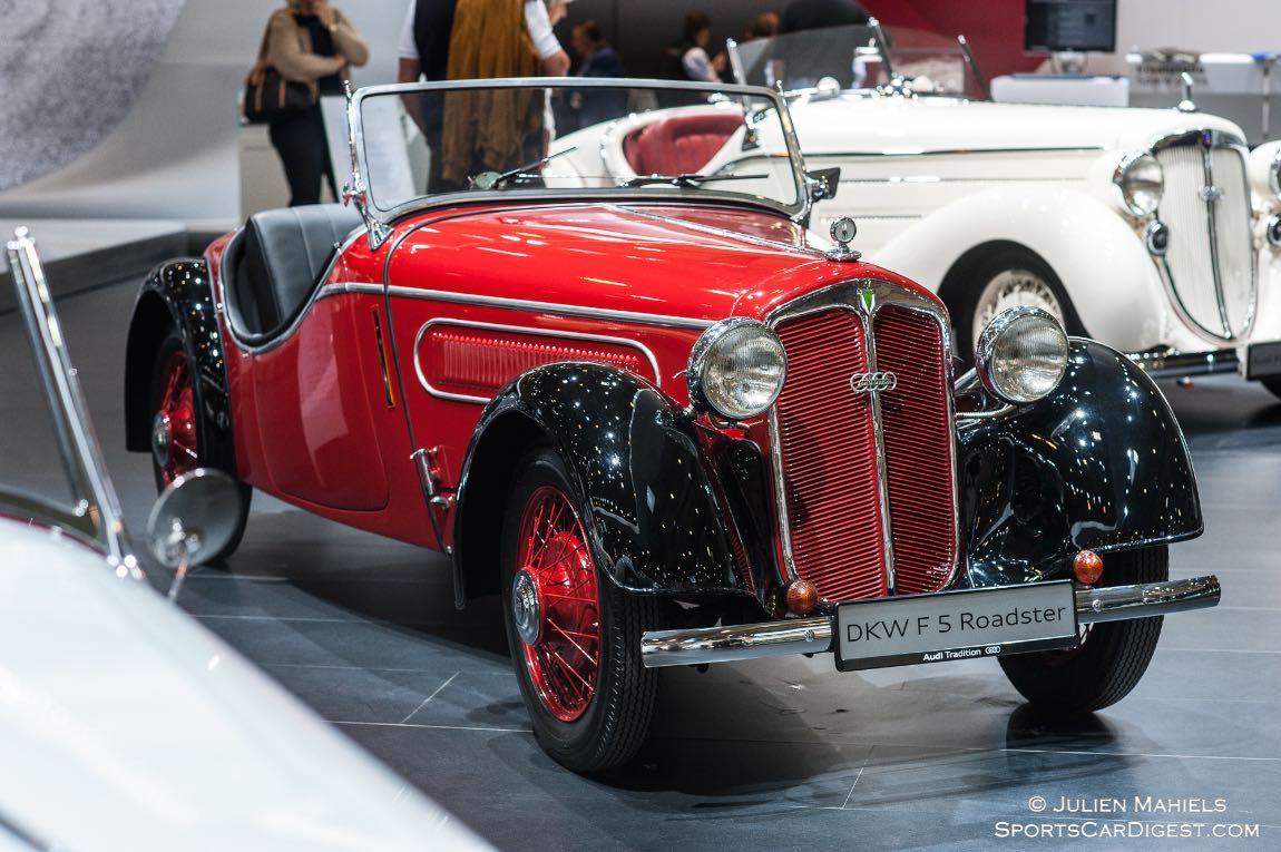 1937 DKW F 5 Roadster