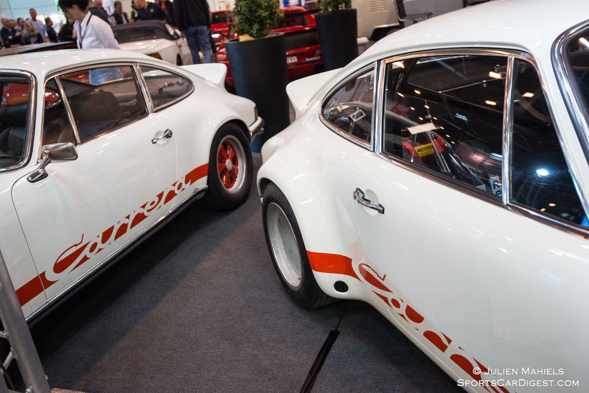 Porsche 911 Carrera RS 2.7 and Carrera RSR 2.8