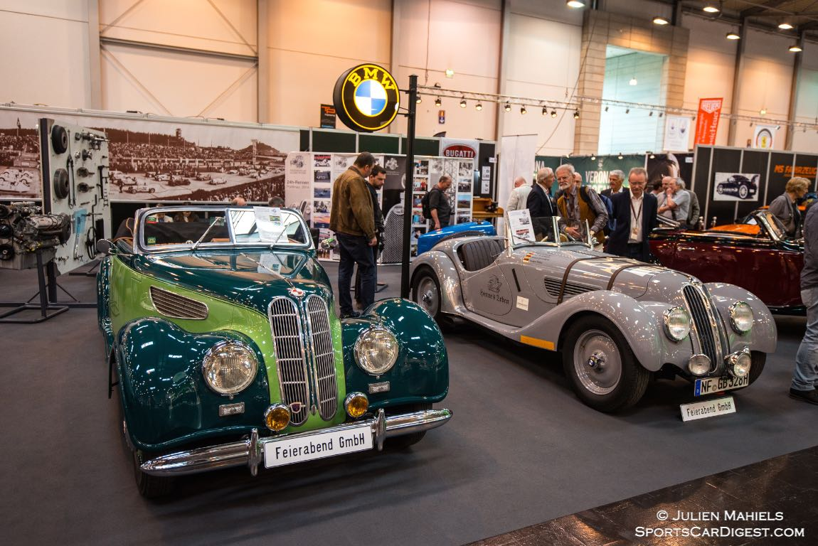 BMW 327 and 328