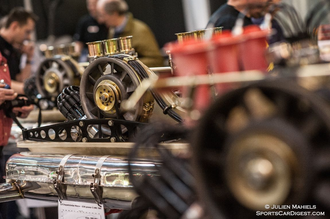Air-cooled Porsche engines
