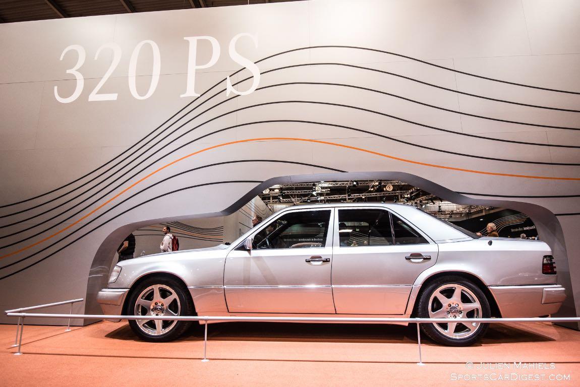 1994 Mercedes-Benz E 500 W 124