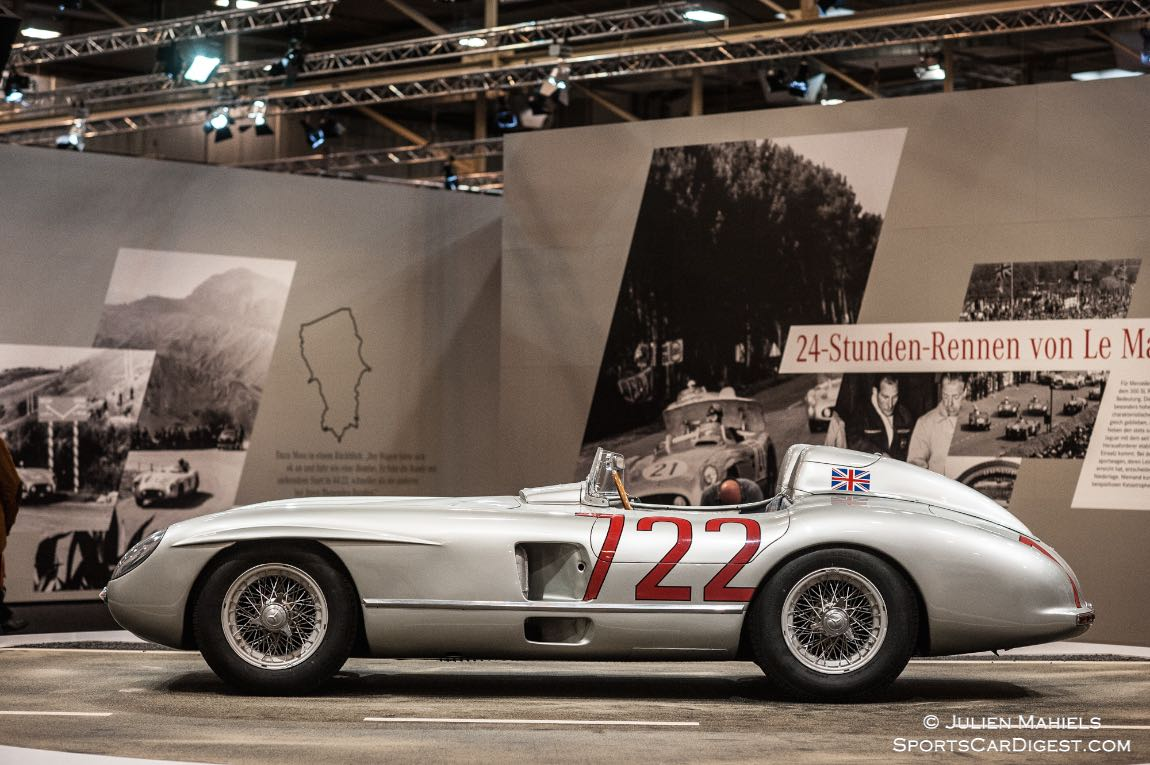 Techno classica essen 2015 report and photos for Garage mercedes lille