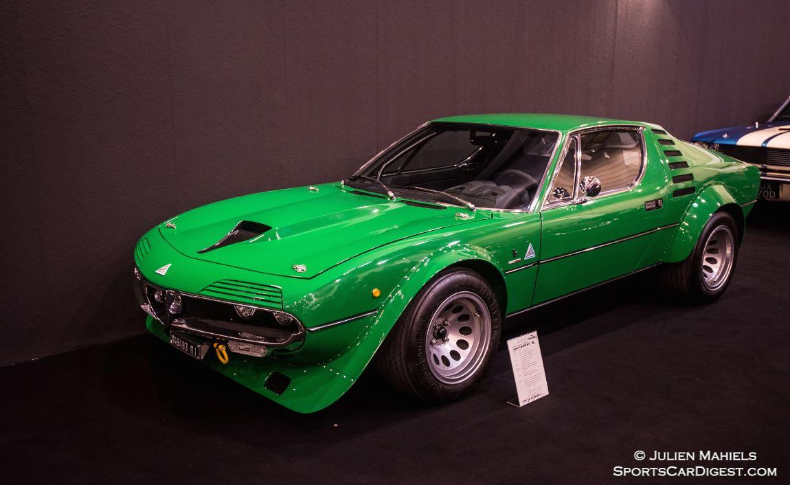 Decidedly non-stock Alfa Romeo Montreal
