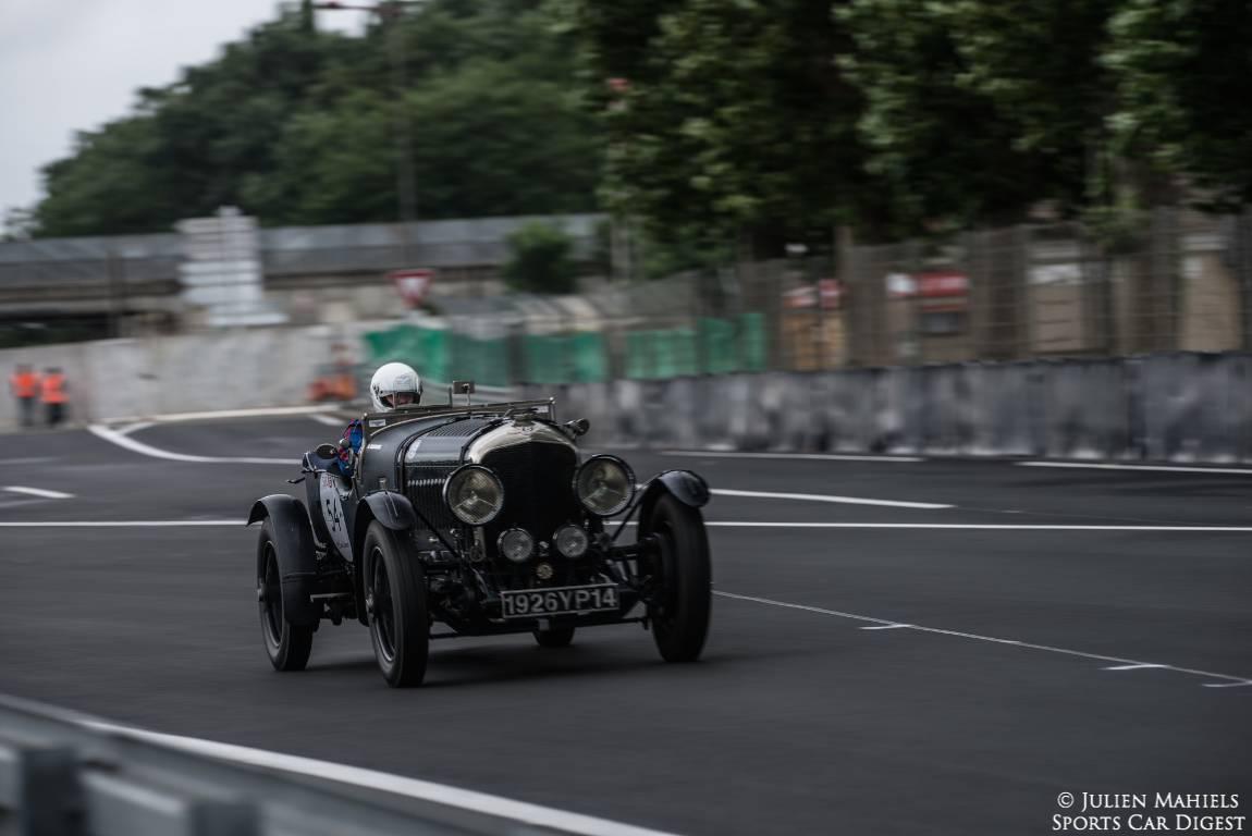 1926 Bentley 4.5 Litre Le Mans