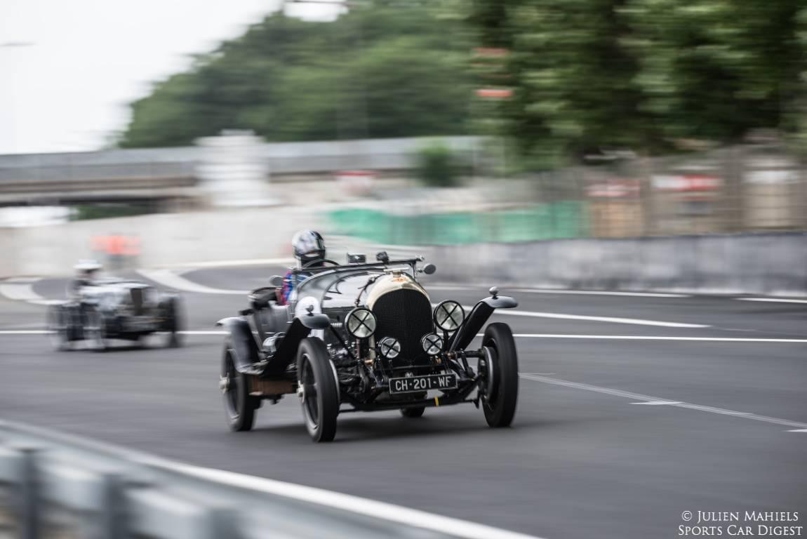 1926 Bentley 3.0 Litre Tourer
