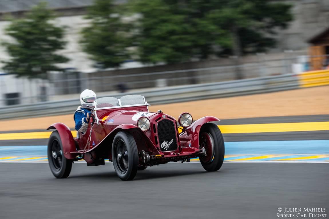 1938 Alfa Romeo 8C 2300 Monza