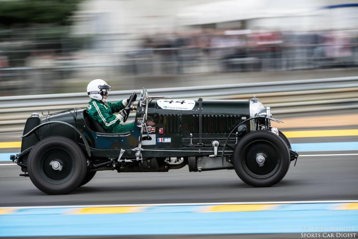 1928 Bentley 4.5 Litre Tourer