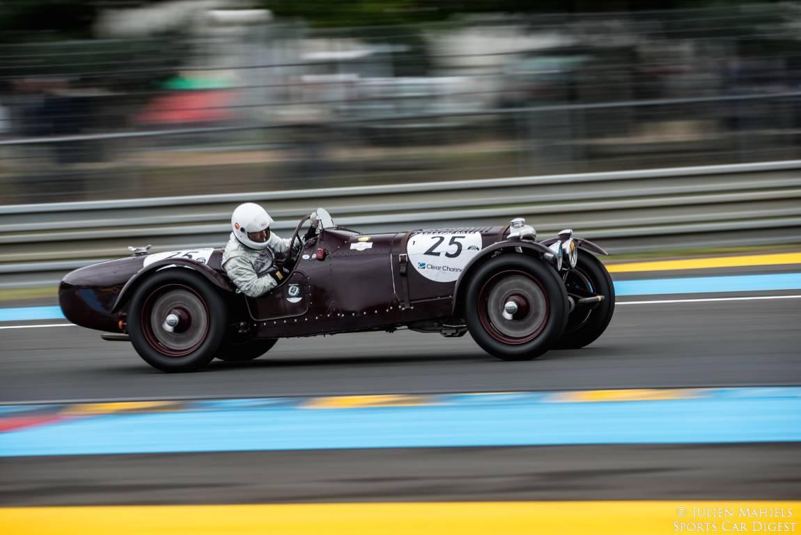 1937 Riley TT Sprite