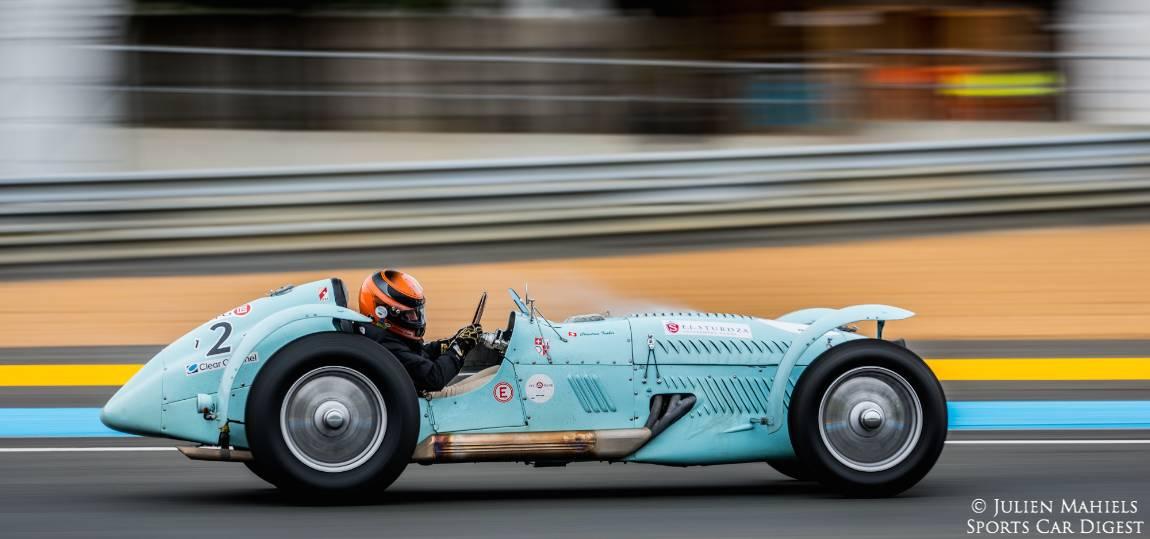 1939 Talbot-Lago Ex-Monoplace Decalee